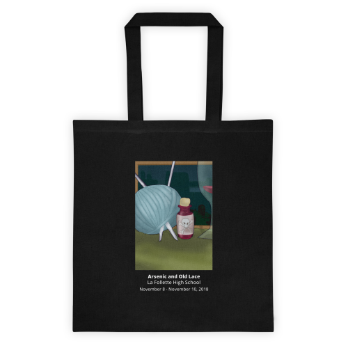 Arsenic and Old Lace- Totebag