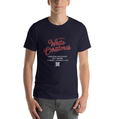 White Christmas- T Shirt