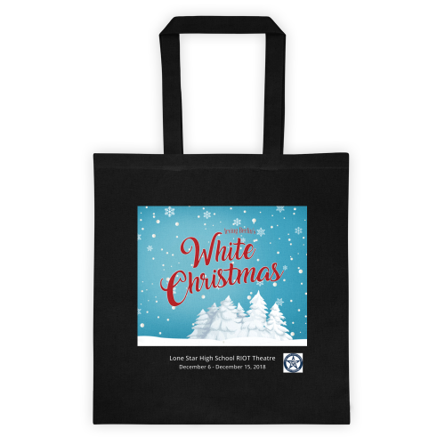 White Christmas- Totebag
