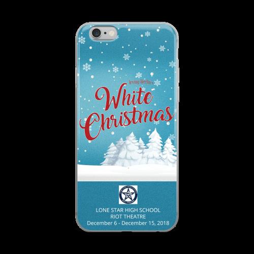 White Christmas- iPhone Case