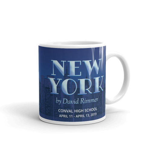 New York by David Rimmer-Mug