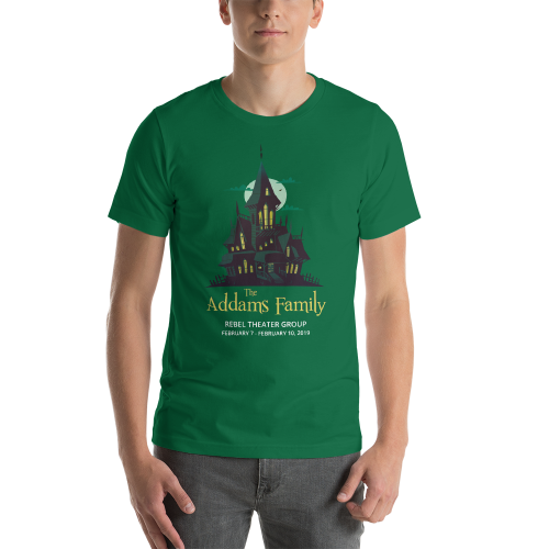 The Addams Family- T Shirt