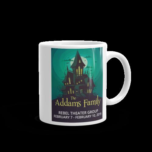 The Addams Family- Mug