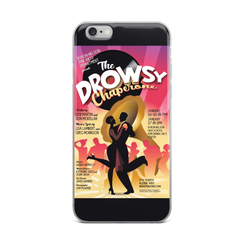 The Drowsy Chaperone- iPhone Case