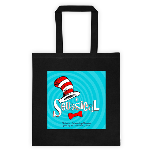 Seussical- Totebag