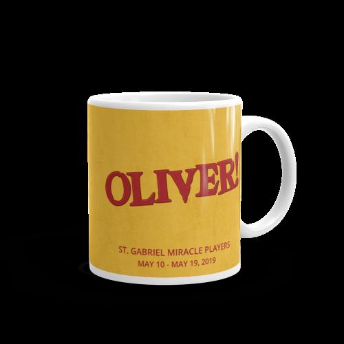 Oliver! - Mug