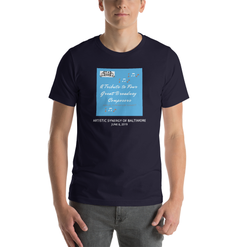 A Tribute to Four Great Composers- T Shirt