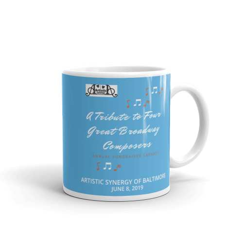 A Tribute to Four Great Composers- Mug