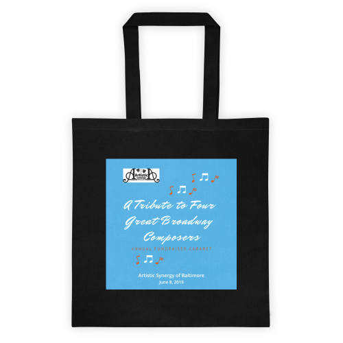 A Tribute to Four Great Composers- Totebag