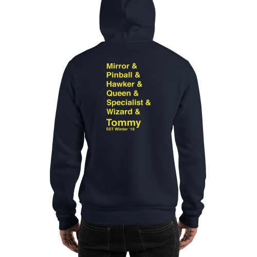 The Who's Tommy- MAGIC Hooded Sweatshirt