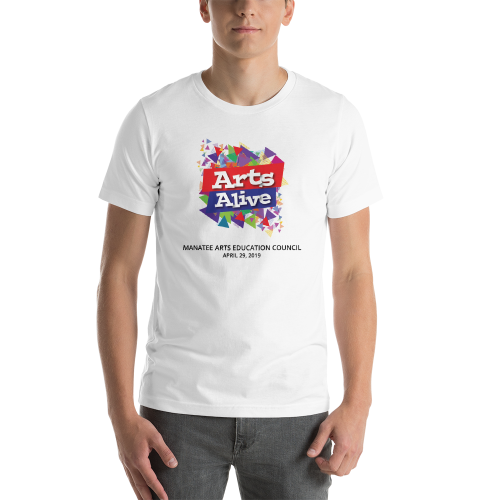 Arts Alive! A Celebration of the Arts- T Shirt