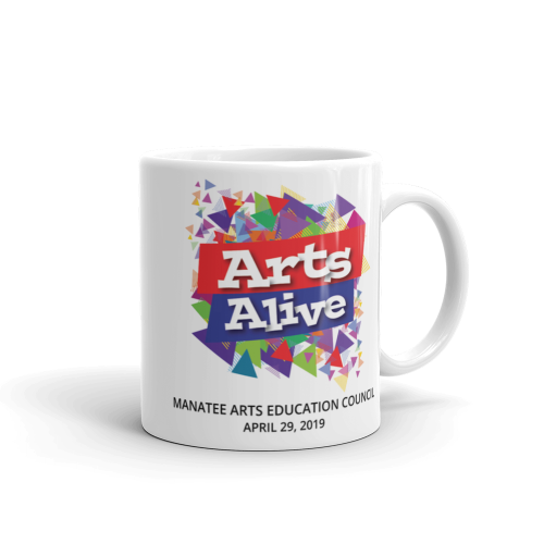 Arts Alive! A Celebration of the Arts-Mug
