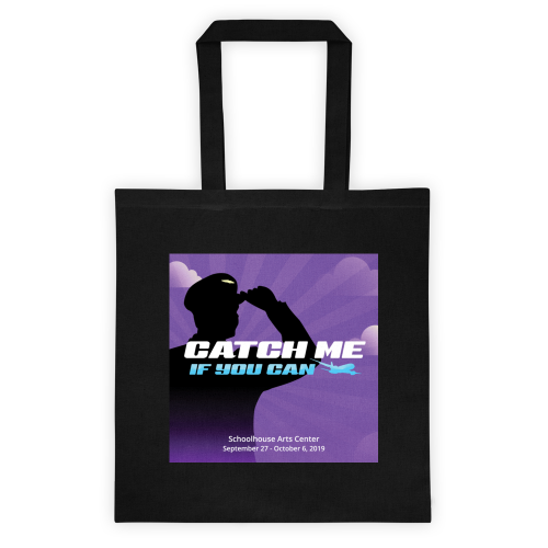 Catch Me if You Can- Totebag