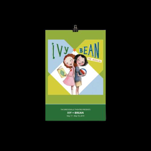 IVY + BEAN Poster