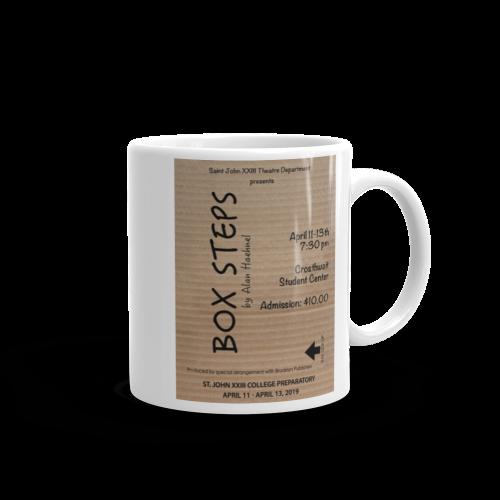 Box Steps Mug