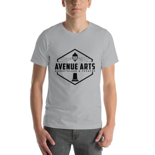 Avenue Arts Marketplace & Theatre T-Shirt