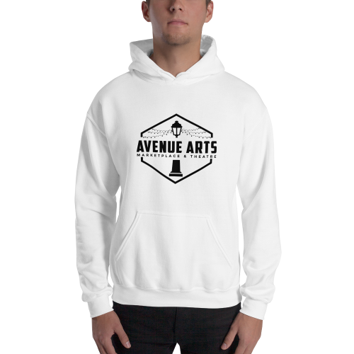 Avenue Arts Marketplace &Theatre Sweatshirt