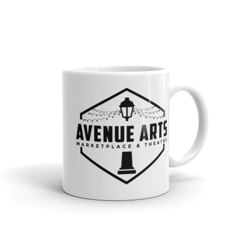 Avenue Arts Marketplace &Theatre Mug