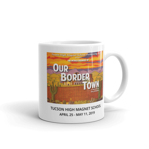 Our Border Town Mug