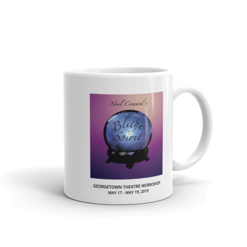 Blithe Spirit Mug