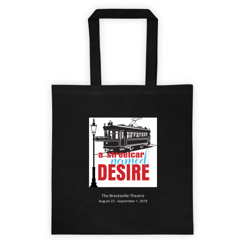 A Streetcar Named Desire Tote