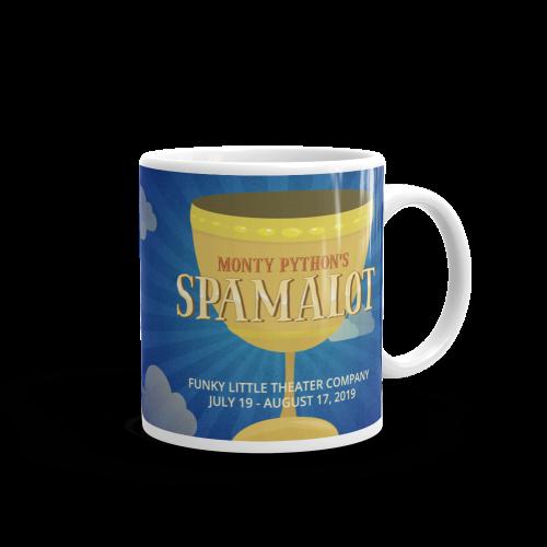 Spamalot Mug