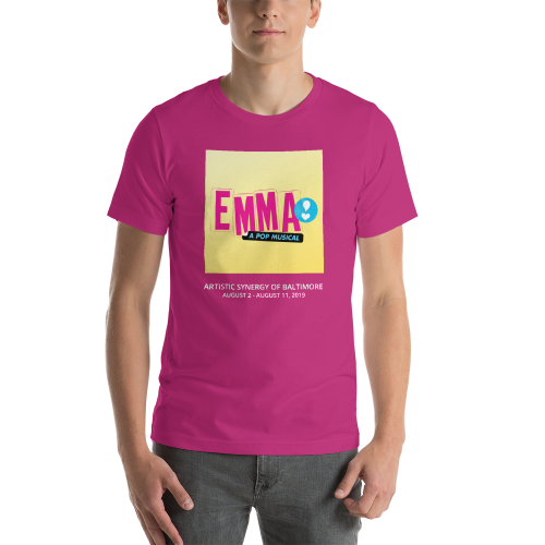 Emma: A Pop Musical T-shirt