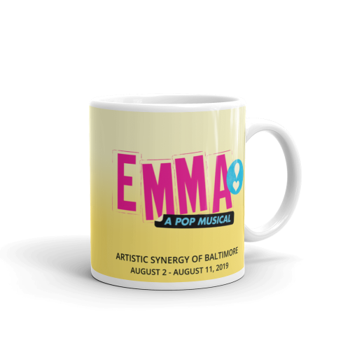 Emma: A Pop Musical Mug
