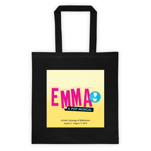 Emma: A Pop Musical Tote