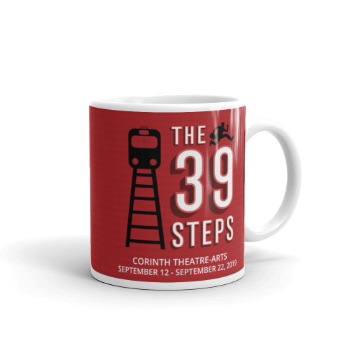 39 Steps Mug