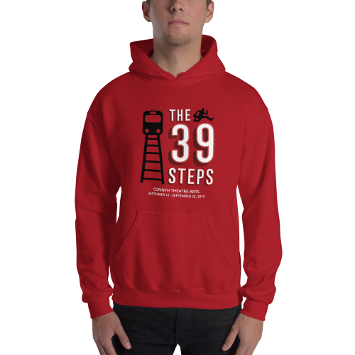 39 Steps Sweatshirt