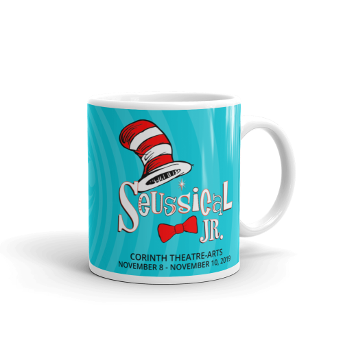 Seussical Jr. Mug