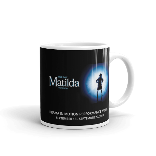 Roald Dahls Matilda The Musical Mug