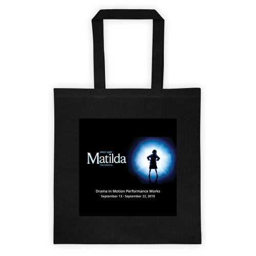 Roald Dahls Matilda The Musical Tote Bag
