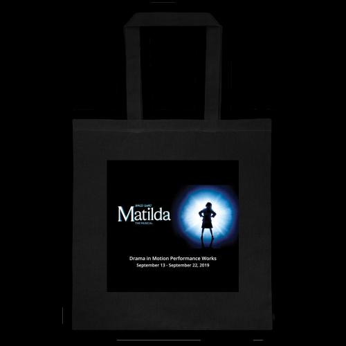 Roald Dahls Matilda The Musical Tote Bag
