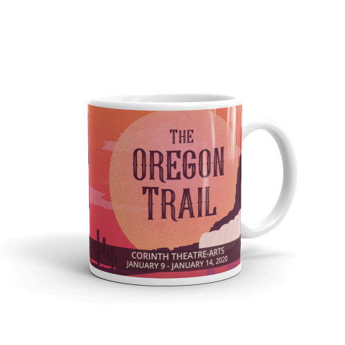 The Oregon Trail Mug