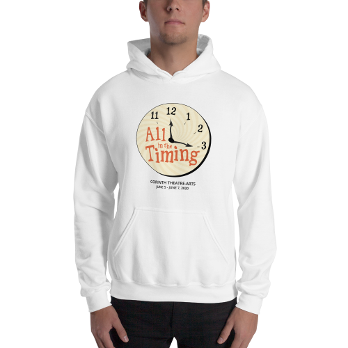 All in the Timing Sweatshirt
