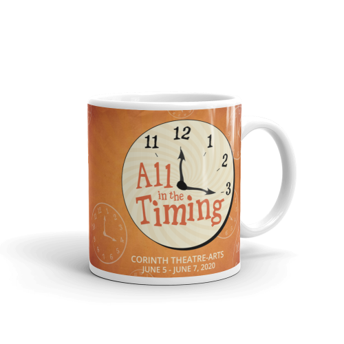 All in the Timing Mug