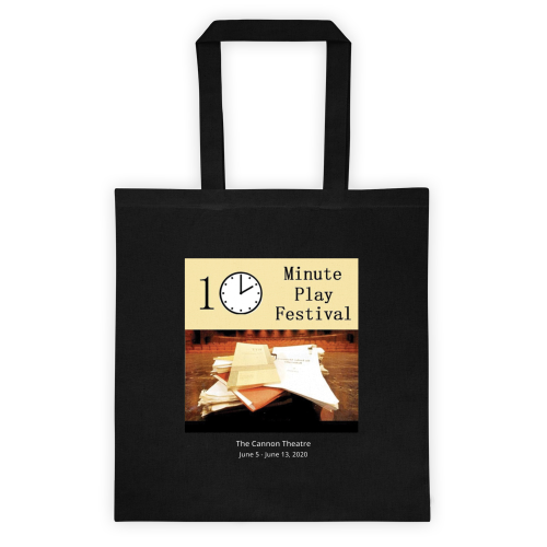 Ten- Minute Play Festival Tote Bag