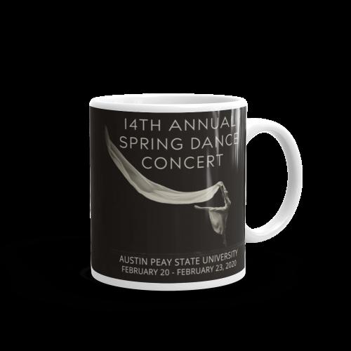 14th Annual Spring Dance Concert Mug
