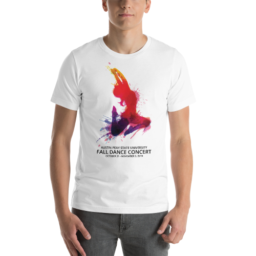 Fall Dance Concert T-Shirt