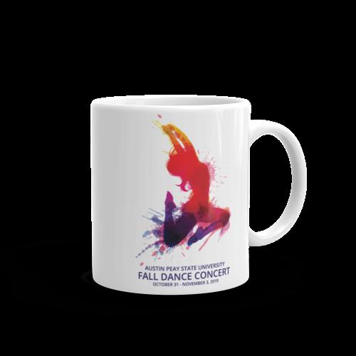 Fall Dance Concert Mug