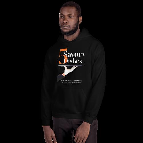 Five Savory Dishes Sweatshirt