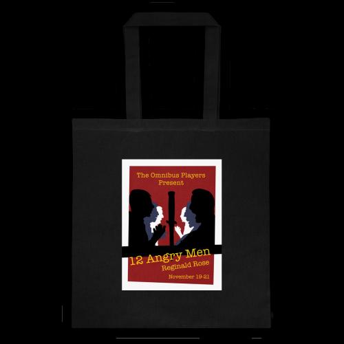Twelve Angry Men Tote Bag