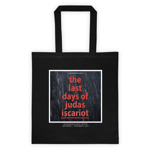 The Last Days of Judas Iscariot Tote Bag