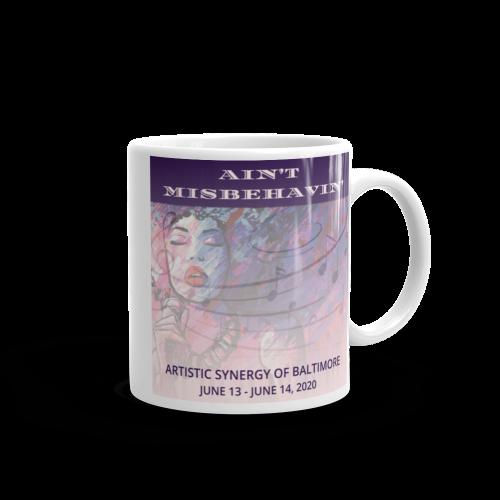Ain't Misbehavin' Mug