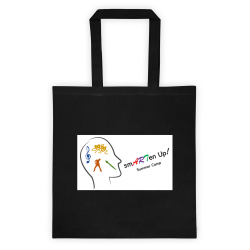 Summer Camp Tote Bag
