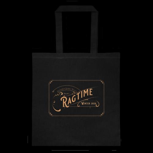Ragtime Tote Bag