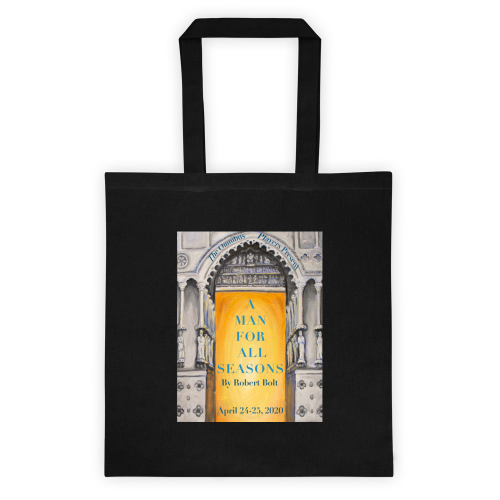 A Man for All Seasons Tote Bag