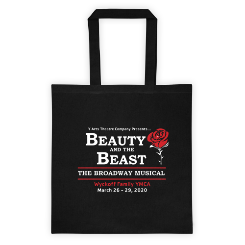 Disney's Beauty and the Beast Tote Bag